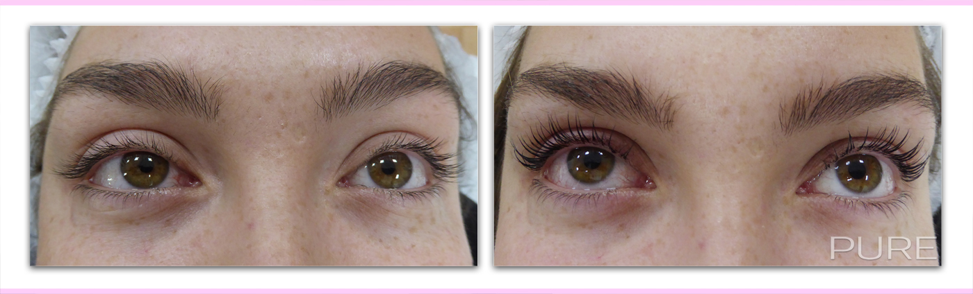 Isabelle LVL Lashes